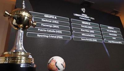 Nacional, Danubio e Independiente encabezan los grupos de la Libertadores Sub'20