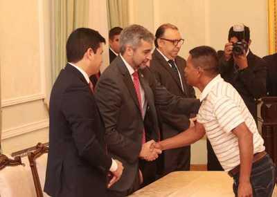 Transfieren 68.000 hectáreas a favor del Indert