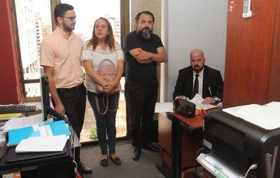 Caso caja paralela: imputados presentaron chicana para no declarar
