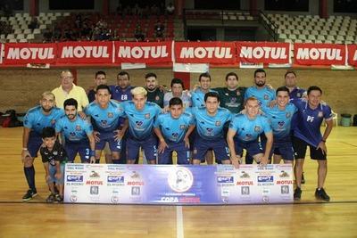 Federación Sanlorenzana de Futsal Fifa: San Sebastián campeón 2019
