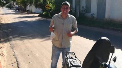 """Ingeniero de los """"sabores"""" en San Pedro"""