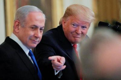 Trump propone un Estado palestino con capital en Jerusalén Este