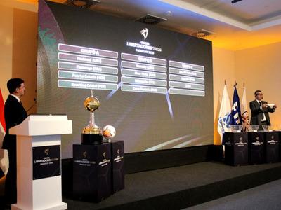 El Ciclón y el Guma conocen a sus rivales para la Libertadores Sub-20