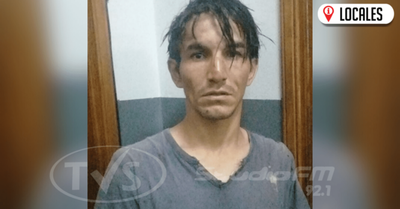 """En Cambyreta: Vecinos """"corrigen"""" a malviviente y lo entregan a la policía"""