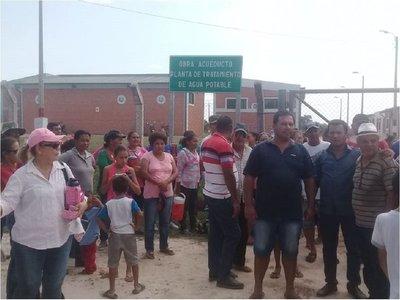 Essap administrará Junta de Saneamiento de Puerto Casado