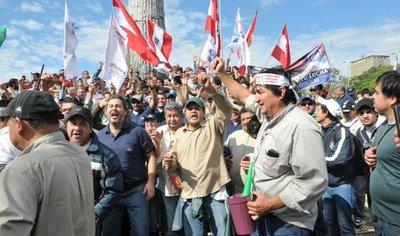 """Sitrande analiza ir a huelga: """"No podemos solucionar el problema del país con el salario de los trabajadores"""""""
