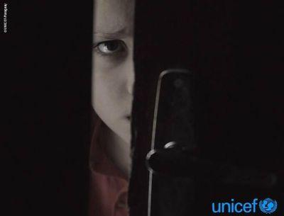 UNICEF condena abuso sufrido por niña abandonada en depósito