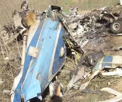 Las primeras imágenes de los restos de la tragedia de Kobe Bryant