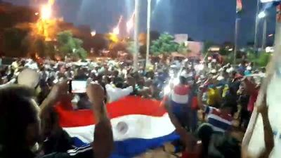 Pedrojuaninos protestan contra intendente Acevedo