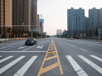 Coronavirus deja a Wuhan como una ciudad fantasma