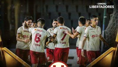 Cerro ya tiene rival en la segunda fase de la Copa Libertadores