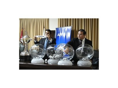 Libertadores Sub 20: Cerro y Libertad conocen rivales