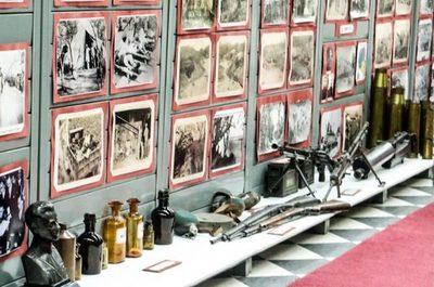 Promueven recuperación de patrimonios y preservación de la historia militar
