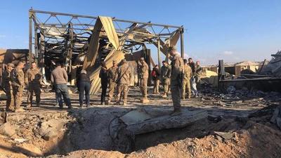 El Pentágono reconoce que fueron 50 los soldados de EEUU heridos en los ataques iraníes en Irak