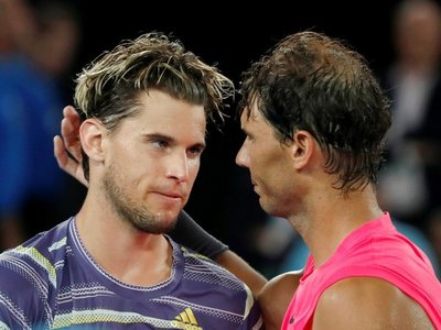 Nadal cae ante un magnífico Thiem y deja el número uno en manos de Djokovic