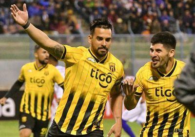 Guaraní quiere el boleto a Fase 2
