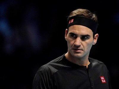 Federer, sancionado con 3.000 dólares