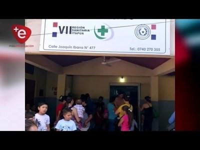 650 PERSONAS ATENDIDAS EN GRAL DELGADO TRAS LA JORNADA DE ATENCIÓN MÉDICA INTEGRAL