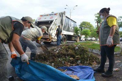 Declaran emergencia ambiental y sanitaria en Asunción por dengue