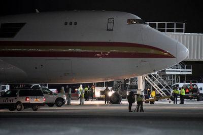 Más de 200 evacuados llegan a EE.UU. desde China por el coronavirus