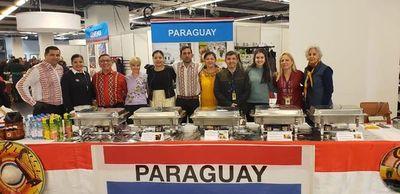 Paraguayos participan de actividad benéfica a favor de niños en Viena