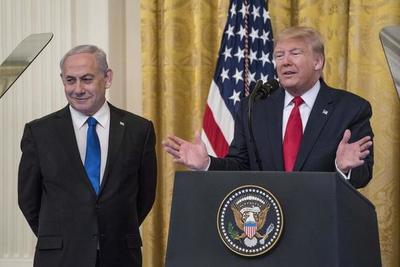 """Estados Unidos propone a Israel y Palestina acuerdo de paz basado en la creación de """"dos Estados"""""""
