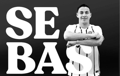 Sebastián Ferreira es oficialmente nuevo jugador de Libertad