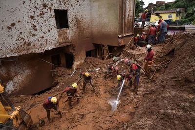 Nuevo temporal en el sudeste de Brasil siembra el caos en Belo Horizonte