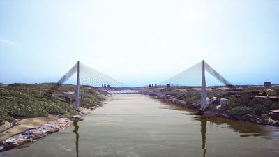 Segundo puente con Brasil será habilitado para todo tipo de tránsito