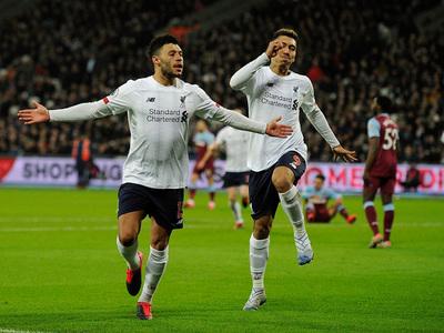 Liverpool se pone al día en la Premier con una victoria