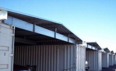 HOY / Motel con contenedores en Villa Morra crea roncha: interviene la municipalidad