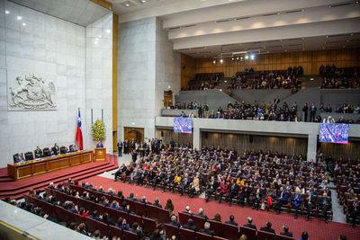 Senado chileno aprueba reforma tributaria y Diputados da media sanción a reforma de pensiones