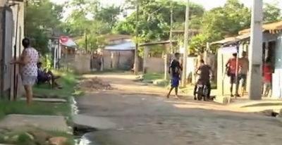 Menor se entrega tras acusaciones de asesinato en Asunción