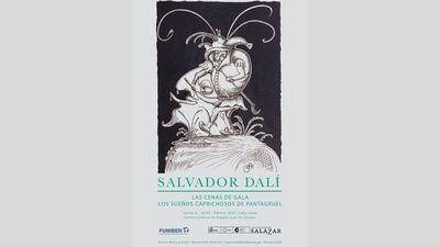 Expondrán en Asunción obras de Salvador Dalí