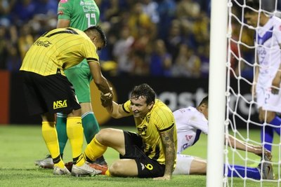Guaraní rompe un récord de los últimos 7 años en Libertadores