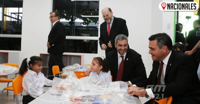 Ministerio de Educación culmina exitosa distribución de los kits escolares