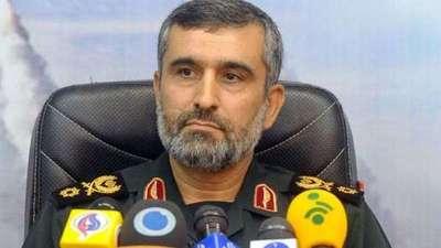 """""""Asumo la total responsabilidad por lo del avión"""", dijo el comandante iraní Amirali Hajizadeh"""