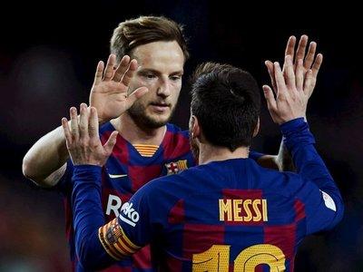 El Barça recobra la verticalidad para sellar el pase a cuartos de final