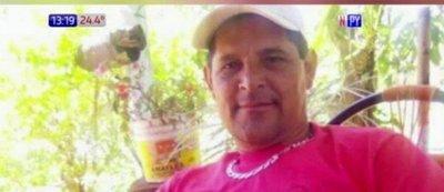 Chaco: Hombre se encuentra desaparecido desde la víspera de Navidad