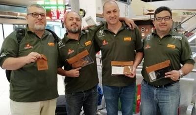 HOY / Paraguay, presente en Primera Cumbre Internacional de Parrilleros