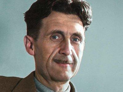 El genio de George Orwell