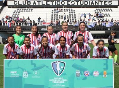 Paraguay se quedó con el tercer puesto