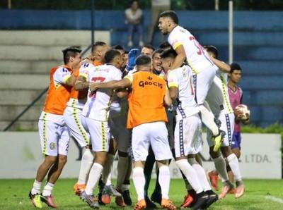 Deportivo Capiatá sube al podio en la Copa de Todos