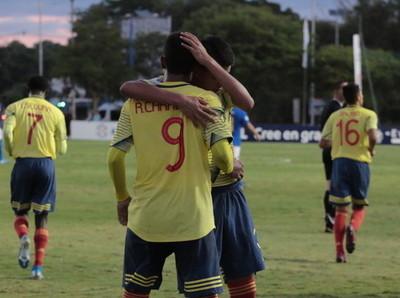 Brasil y Colombia son los primeros clasificados a la semifinal