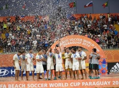 Campeões mundiais: la gloria fue para Portugal