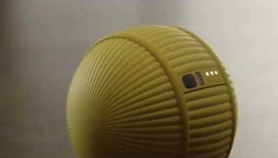Ballie: el robot más tierno e inteligente presentado por Samsung en el CES 2020