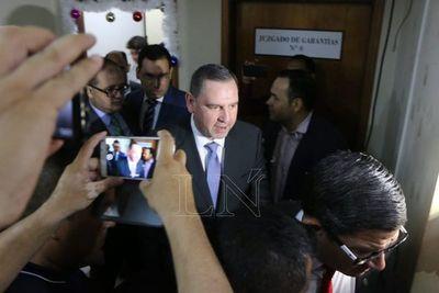 Fiscales fueron recusados tras presentar acusaciones contra Zacarías Irún