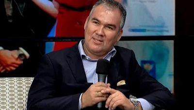 """Óscar Ortega: """"Arcoiris está bien posicionado en el mercado, al punto de desplazar a marcas internacionales"""""""