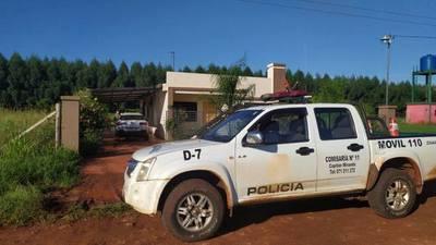 VIOLENTO ASALTO EN CAPITÁN MIRANDA: DELINCUENTES IRRUMPIERON EN UNA VIVIENDA