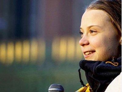 Greta Thunberg registra su nombre y el de su movimiento como marcas